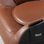posición máxima reclinación sillón iRest A150