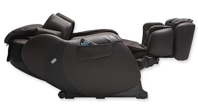 Posición de masaje perfecta. Máxima reclinación.