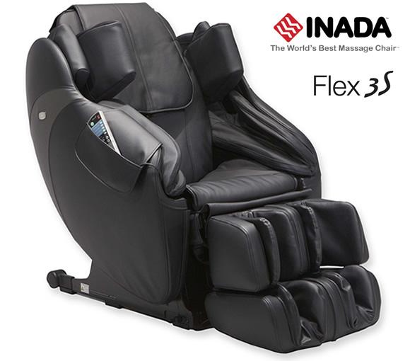 El sillón de masaje Inada 3S Flex
