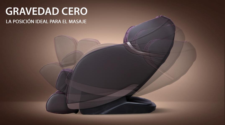Sillón de masaje Komoder Albert