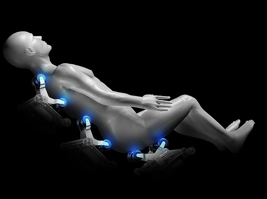 Sillón de masaje ETNA