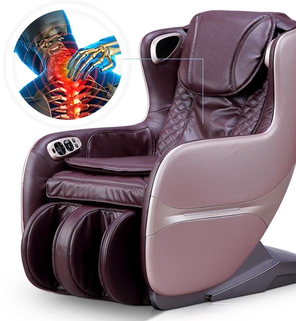 Sillón de masaje Komoder KM300