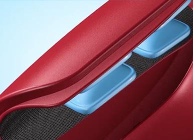 Masaje de brazo con airbag