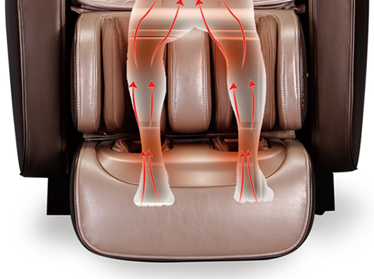 soporte para las piernas Komoder LUXURY
