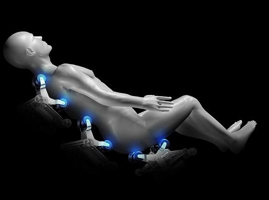 Sillón de masaje Komoder KM9500L