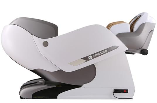 Zero Gravity - El sillón se reclina al máximo Komoder KM9500