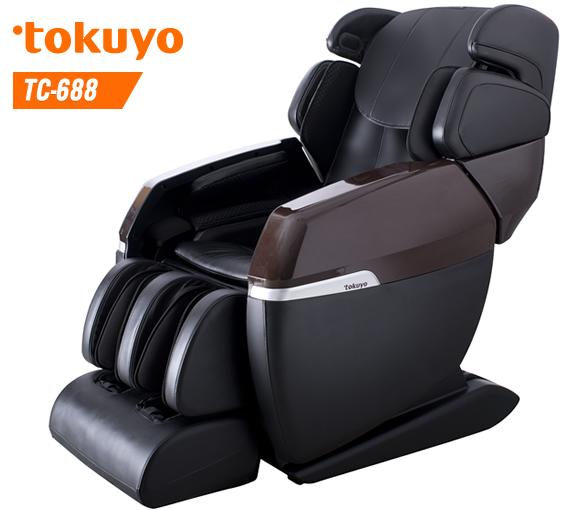 Sillón de masaje Zero Gravity Tokuyo TC-688