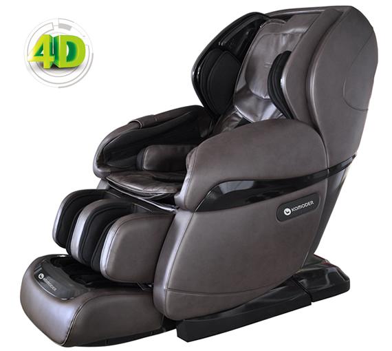 Sillón de masaje Luxury 4D